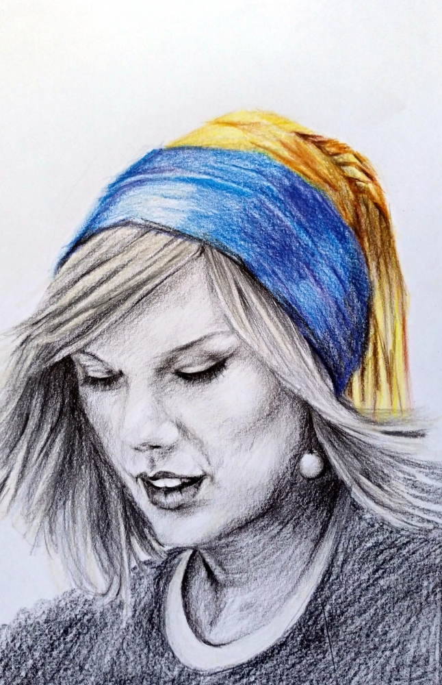 Taylor Swift by linshyhchyang